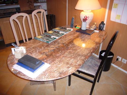 Album bureau les peintures de lya